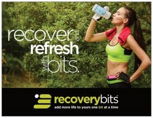 female athlete recovery
