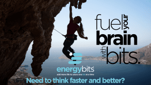 Mental Vitality fuel your brain climbing girl
