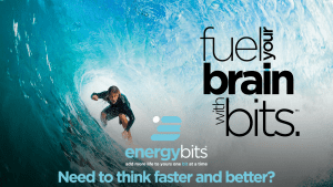 Mental Vitality fuel your brain with bits surfer guy