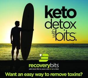 keto detox - surfer guy
