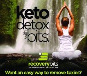 Keto Detox - woman