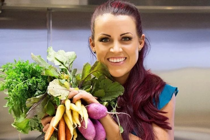 Vegan Danielle Photo