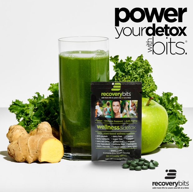 RECOVERYbits and other detoxifying foods