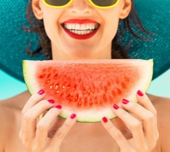 Watermelon Header