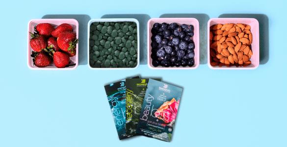algae bits for snacking