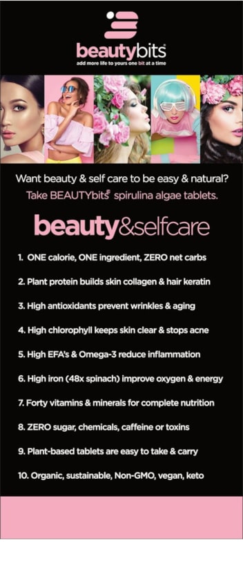 BEAUTYbits Beauty and Self-Care Benefits Summary