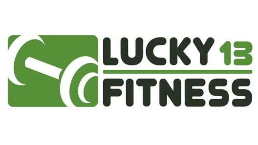 Lucky 13 FItness Logo (owned by Michelle Densmore)