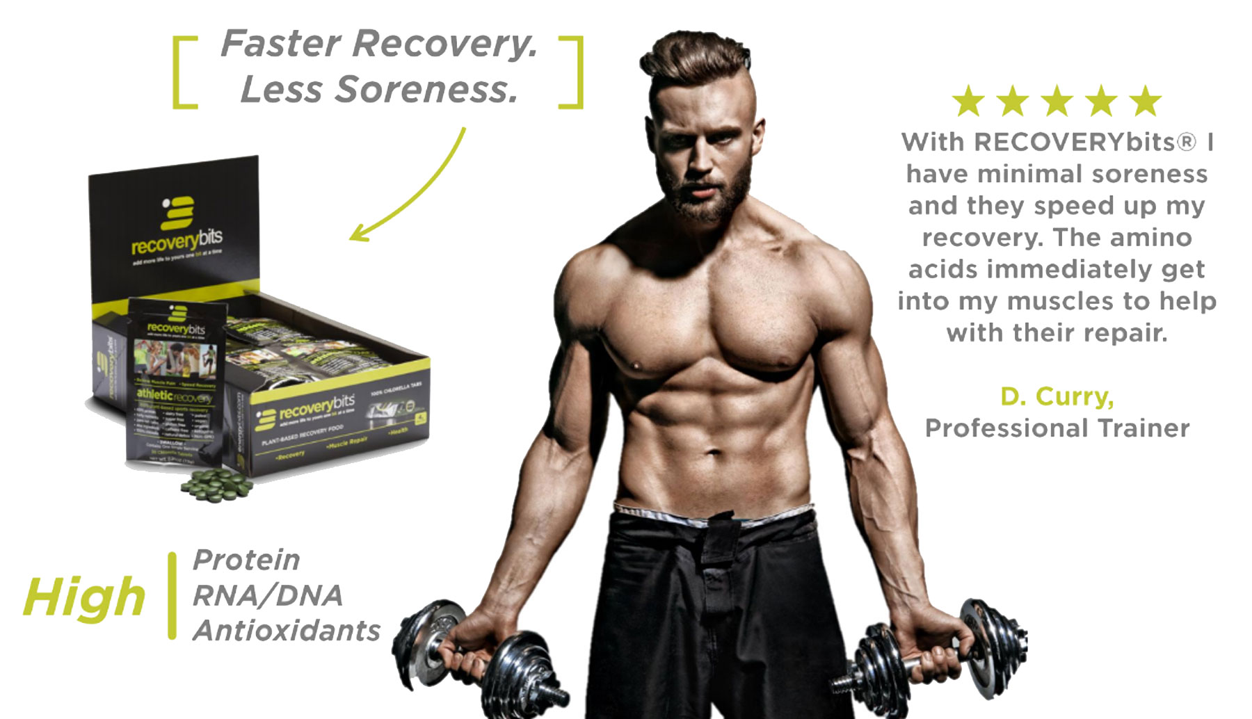 recoverybits athletic recovery testimonial