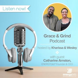 Grace and Grind podcast with Kharissa and Wesley