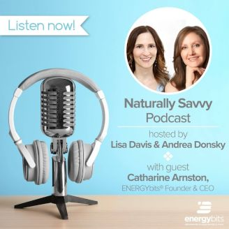Naturally Savvy Podcast with Lisa and Andrea