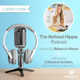 The Refined Hippie podcast with Rebecca Hinson