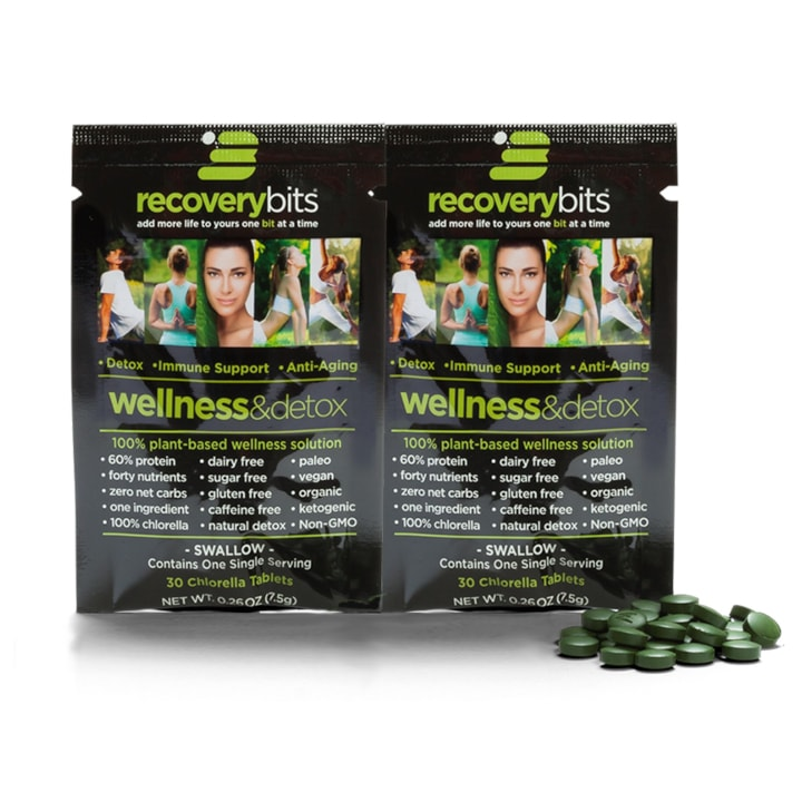 RECOVERYbits Single Servings