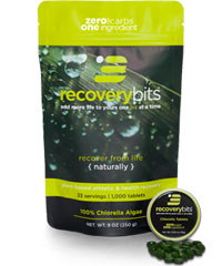 RECOVERYbits Chlorella Bag